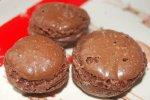 Macarons au Chocolat, Rezept aus Frankreich