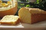 Kürbisbrot oder Kürbisstuten, Brotteig mit Trockenhefe