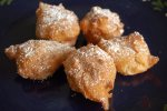 Brandteig-Rezept: kleine Krapfen