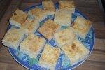 Buttermilchkuchen, Plattenkuchen mit Buttermilch