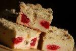 Erdbeer-Quarkkuchen vom Blech