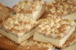 Hefe-Nusskuchen mit Streuseln