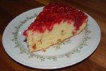 Johannisbeer-Amarettini-Kuchen
