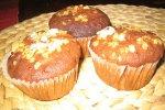 Kirsch-Nougat-Muffin