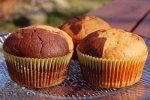 Orangen-Muffin