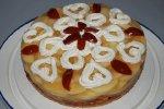Apfel-Pflaumen-Torte