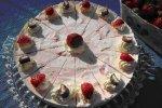 Erdbeer-Joghurt-Torte mit Yogurette