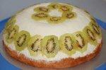 Kiwi-Schmand-Torte, Kiwitorte als Kuppeltorte