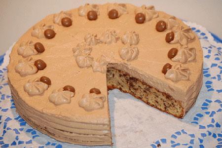 After Eight Torte Tortenrezept Mit Pfefferminz Schokolade Kuchen